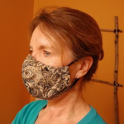 Patterned mask / face mask