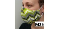 Patterned mask / face mask